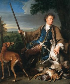 1699_Alexandre-Francois_Desportes_-_Selfportrait_as_Huntsman.jpg 1.100×1.312 Pixel