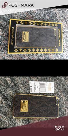 Michael Kors IPhone 6 case. NWT Michael Kors IPhone 6 case. NWT Michael Kors Accessories Phone Cases