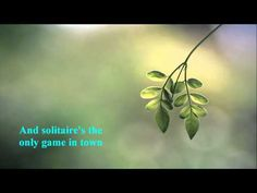 THE CARPENTERS - SOLITAIRE [w/ lyrics]this is a great song!