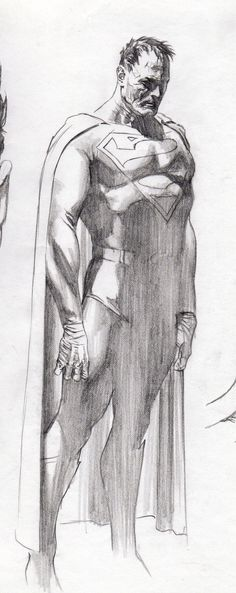 alex ross sketches - Google Search