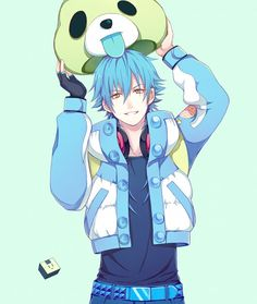 Aoba dramatical murder he's just too cute! Boys Anime, Hot Anime Guys, Character Sketches, Cute Anime Character, Art Manga, Manga Anime, Bl Games, Nitro Chiral, Ao Haru