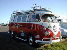 Ideas Cars Classic Volkswagen Buses For 2019 Volkswagen Bus, Vw T1, Vw Camper, My Dream Car, Dream Cars, Vw Minibus, Vintage Rolls Royce, Pinewood Derby Cars, Vintage Vans