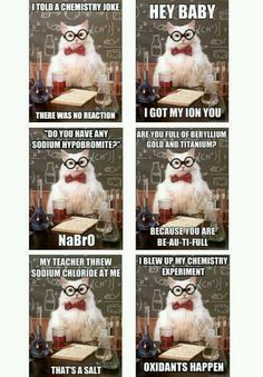 Love nerdy jokes.