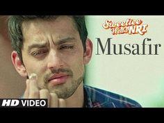 Atif Aslam: Musafir Song | Sweetiee Weds NRI | Himansh Kohli, Zoya Afroz | Palak  & Palash Muchhal - YouTube