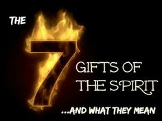 7 Gifts Of The Holy Spirit Meaning High School Students | Dealssite.co