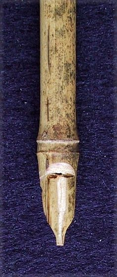 Bamboo Pen Nib