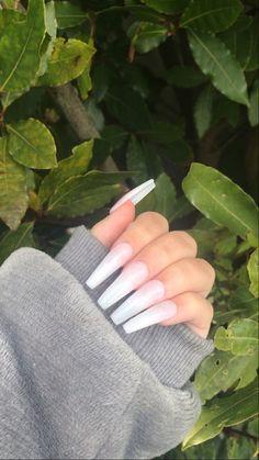 #nails #nailsofinstagram #nailart #acrylicnails #ombrenails #pinknail #nailideas #girlynails #nailinspiration Nailart, My Nails