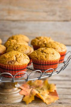 Best Ever Pumpkin Muffins. Makes 18 full sized or 44 mini muffins. Best Pumpkin Muffins, Pumpkin Muffin Recipes, Pumpkin Spice, Fall Recipes, Holiday Recipes, Breakfast Recipes, Dessert Recipes, Desserts, Breakfast Dessert