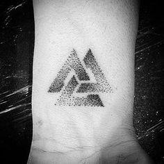 valknut tattoo meaning - Recherche Google