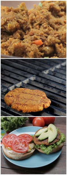 Spicy Masala Veggie Burgers | How To Make A Veggie Burger That Is Perfect For A Meatless Meal