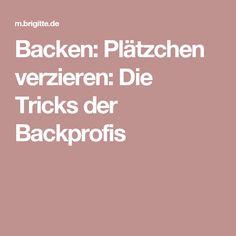 Backen: Plätzchen verzieren: Die Tricks der Backprofis
