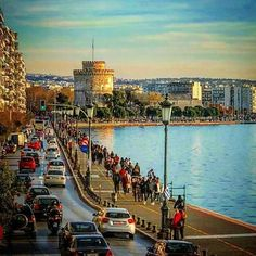 The Secret Greece is a cultural portal showcasing articles for Greece, suggesting destinations, gastronomy, history, experiences and many more. Greece in all Greek Beauty, Thessaloniki, Macedonia, Greece Travel, Amazing Destinations, Ancient Greek, The Good Place, Places To Visit, Skyline