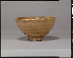 Oido cup Korea, Joseon dynasty, 16th c National Museum of Tokyo Korean Porcelain , Art , Jade , Glass,  Wood and Antiques : More At FOSTERGINGER @ Pinterest