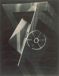 László Moholy-Nagy - Untitled, Berlin 1929 Photogram