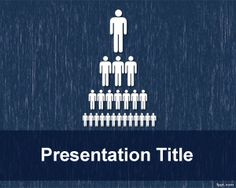 Organizational Structure PowerPoint Template is a free template for business organizations that require a organisational structure template for PowerPoint