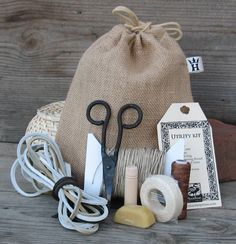 Utility kit - great for sewing. maybe make one for fighters too.