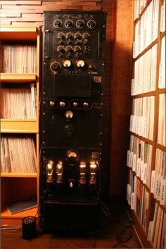 Western Electric Amplifier System