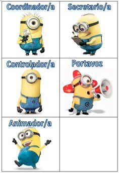 Estos son los roles nuevos que aplicamos en clase.  Después de aplicar varios modelos que aparecen en varios libros y páginas de internet, ...