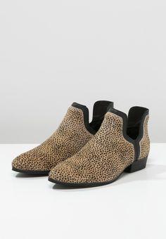 Nubikk Ankle Boot - brown/black - Zalando.de