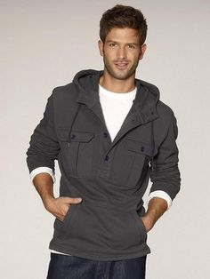 hessnatur Sweatshirt im Online Shop von Ackermann Versand Shops, Raincoat, Jackets, Fashion, Rain Jacket, Down Jackets, Moda, Tents, Fashion Styles