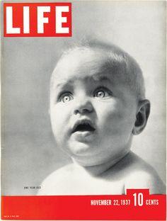 November 22, 1937: One Year Old