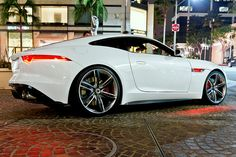 Jaguar C-X16...TOTALLY in LOVE with this car! And Yes, it should be insured by me!