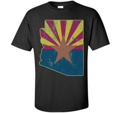 Cool Vintage Distressed Arizona State Outline Flag ShirtFind out more at https://www.itee.shop/products/cool-vintage-distressed-arizona-state-outline-flag-shirt-custom-ultra-cotton-b01ctbaf8e #tee #tshirt #named tshirt #hobbie tshirts #Cool Vintage Distressed Arizona State Outline Flag Shirt