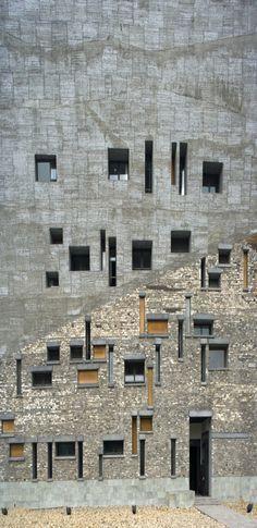 Resultado de imagen para ningbo museum wang shu