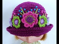 Knitting Crochet Hats Designs Models 7 New Trends Unique Patterns Fashion, Show Your Crafts and DIY Projects. Crochet Hat For Women, Crochet Kids Hats, Crochet Cap, Crochet Poncho, Crochet Beanie, Knitted Hats, Crochet Headbands, Knitting Daily, Crochet Videos