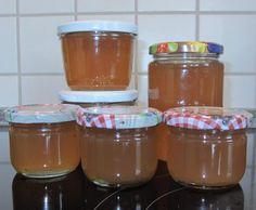 Rezept Apfel-Zitronen-Gelee von katja_moser - Rezept der Kategorie Saucen/Dips/Brotaufstriche