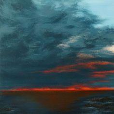 WHERE I AM 2 acrylic on canvas 50 x 50 x 1,5 cm