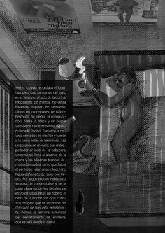 Chicos que Vuelven de Mariana Enriquez, ilustrado por Laura Dattoli. Página 18