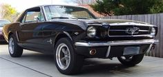 My Dream Car (1965 Mustang Coupe)