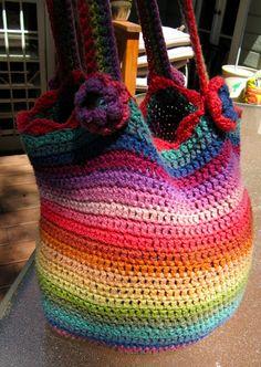 Teresa Kasner: Rock Festivals, Crochet, Flowers  More :-)
