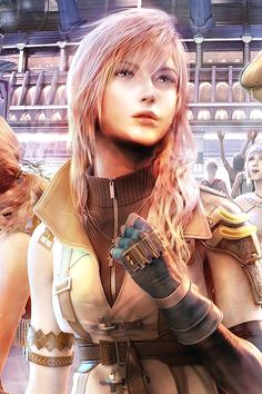 A Tumblr blog dedicated to the wonderful Final Fantasy heroine Lightning Farron. Here you will find...