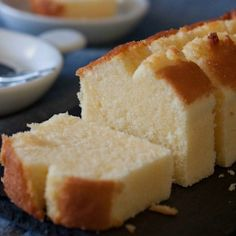 Plainly Perfect Pound Cake