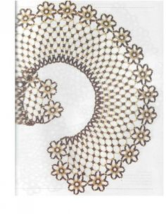 """14 of 14 Excerpt on """"MESH NETTING"""" from Russian beading book"""