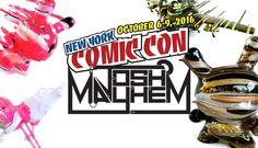 Josh Mayhem x NYCC 2016