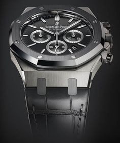 #Watches - La montre Audemars Piguet Leo Messi Royal Oak, édition limitée.