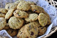 Chocolate Chip Zucchini Cookies Recipe - Can I try this with carrot too I wonder?