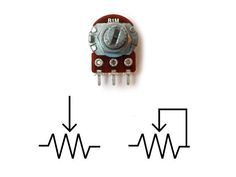 Picture of Potentiometers