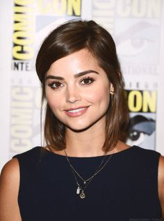 Attending the BBC America 'Doctor Who' Photocall at Comic Con Internation 2015