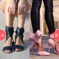 Flats or heels? Click here to vote @ http://getwishboneapp.com/share/3442011