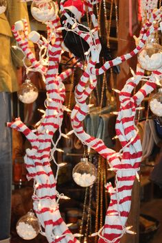 Candy Cane Tree | Ideas! in 2019 | Candy costumes, Wonka ...