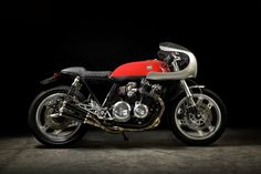 CafeRacerDreams: CRD#1 ¨Evo¨