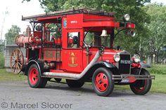 Brandweer Heerenveen Ford AA Oldtimer ♪•♪♫♫♫ JpM ENTERTAINMENT ♪•♪♫♫♫