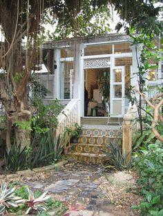 Exterior House Boho 59 Ideas For 2019 Future House, Beach Cottage Style, Beach House, Surf House, Boho Home, Bohemian House, Bohemian Style, Beach Bungalows, Beach Shack