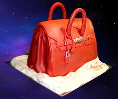 briefcase cake pictures | Birkin Bag Cake ― House of Cakes Dubai