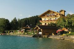 HOTEL Stadler - that's how we define a hotel directly beside the lake. Hotel California, Austria, Hotels, Trends, Adventure, Mansions, Luxury, House Styles, Hotel Bedrooms