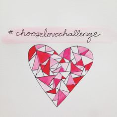 Valentine's Week: #ChooseLoveChallenge // @ The Little Things We Do